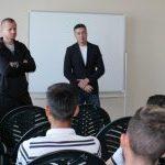 Avertisment pentru fotbalistii CSM Slatina
