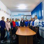 Lotul Olimpic de Junioare al Romaniei la box, la Slatina