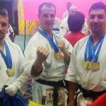 Medalii de aur pentru karateka de la CSM Slatina la Campionatul European